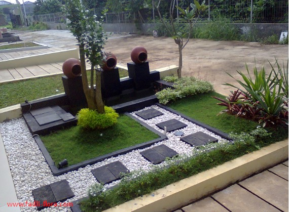 jasa pembuatan taman bintaro